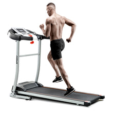 Load image into Gallery viewer, Folding Treadmill with Safety Lock, LCD Monitor, Indoor Activity( New) by WM version