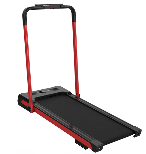 2 in 1 Home used motorized treadmill by Shuli Sports version