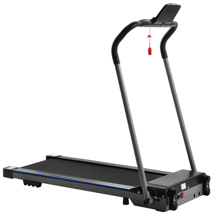 Simple walking electric treadmill for home use by Shuli Sports version