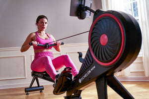 Echelon Smart Rower by Echelon version