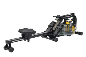 Newport Plus Reserve Edition Fluid Rower by First Degree Fitness version