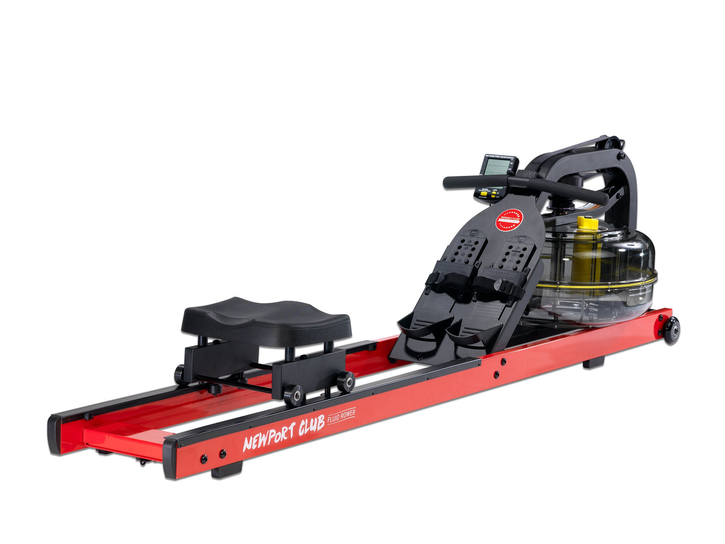 Newport Club Plus Fluid Rower by First Degree Fitness version
