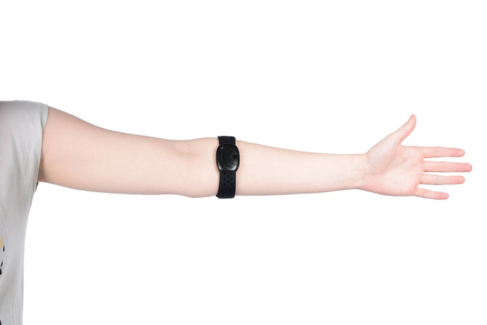 Armband Heart Rate Monitor by Echelon version