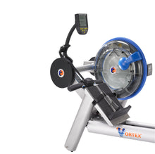 Load image into Gallery viewer, Vortex VX3 Adjustable Resistance Fluid Rower with Fluid Assist by First Degree Fitness version