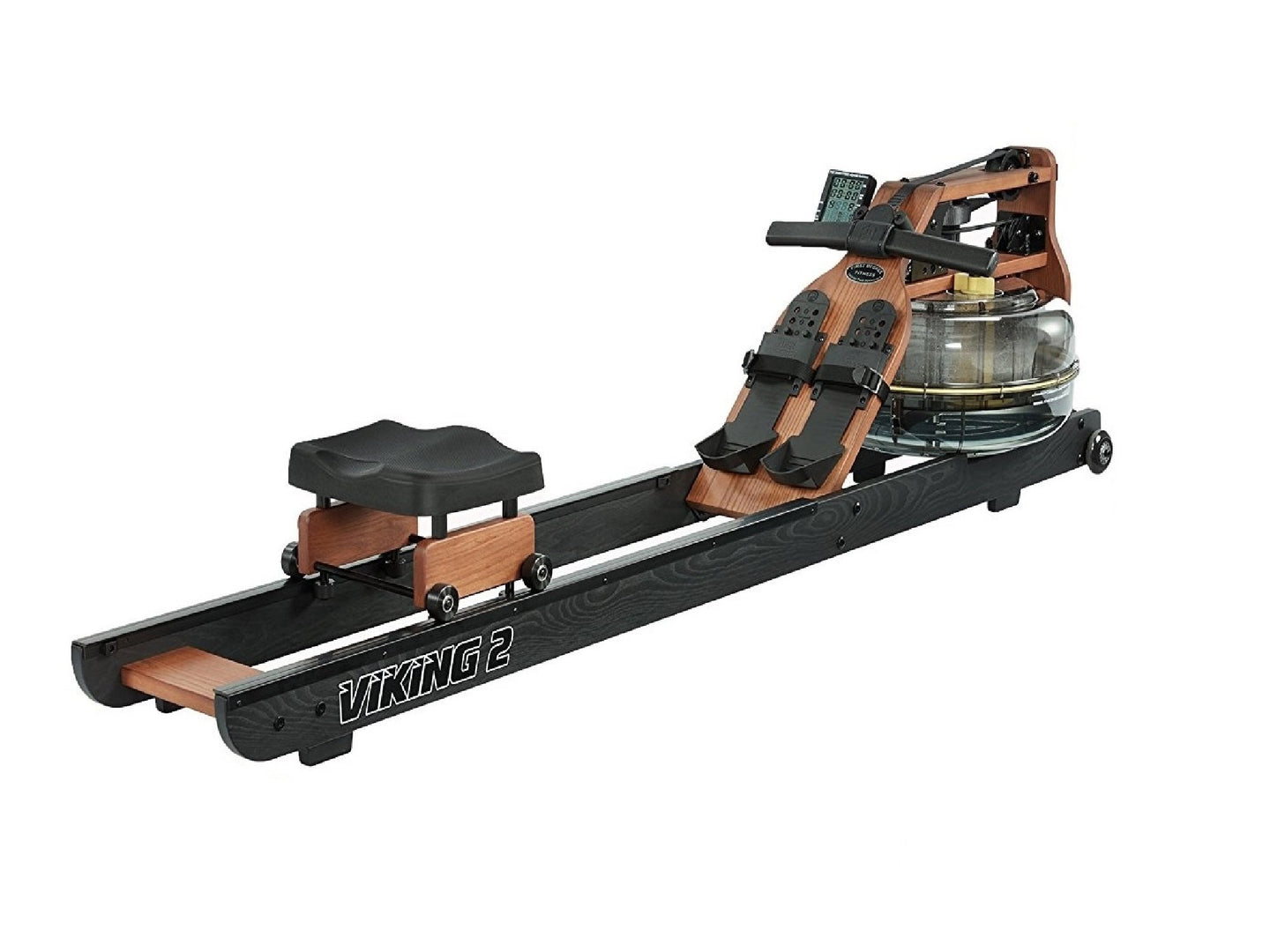 Viking 2 Plus Reserve Edition FLuid Rower by First Degree Fitness version