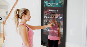 "Echelon Reflect 50"" With Touchscreen by Echelon version"