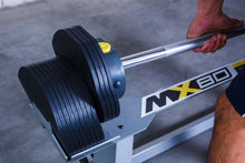 Load image into Gallery viewer, MX-Select 80 Adjustable Barbell Weight Set by MX Select version
