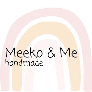Meeko and Me Handmade