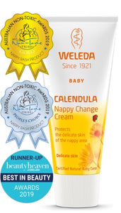 Calendula Nappy Change Cream - 75ml