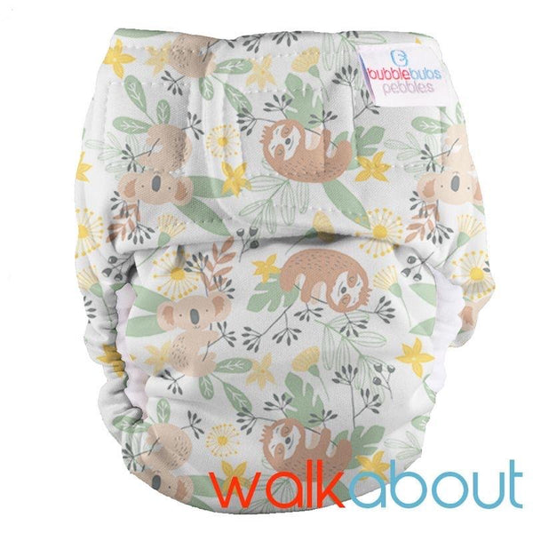 Pebbles Newborn AIO Nappy