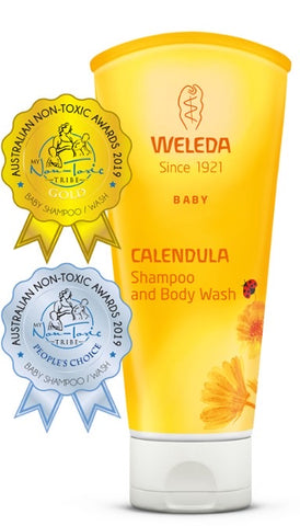 Celendula Shampoo and Body Wash - Baby