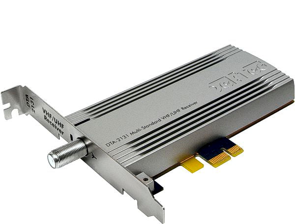 ATSC 3.0 Advanced RF Input Module (PCIe RF card included)