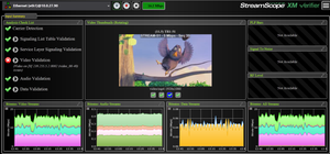 ATSC 3.0 StreamScope Verifier