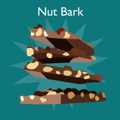 chocolate nut bark