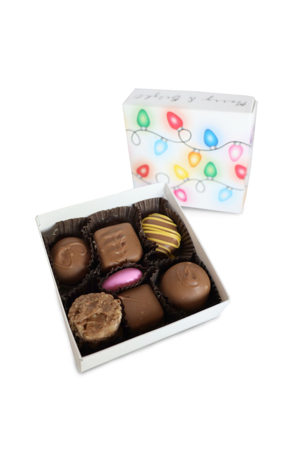 Assorted Holiday Milk Chocolate - 3oz