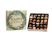 Assorted Holiday Milk Chocolate - 1lb