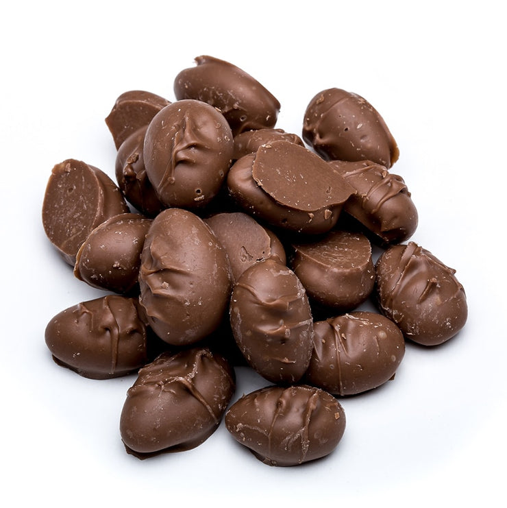 stefanelli's chocolate covered almonds
