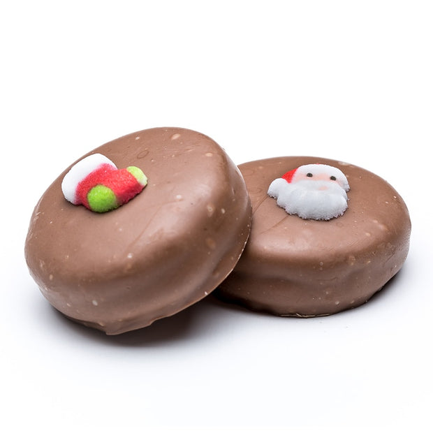 stefanelli's christmas chocolate covered oreos