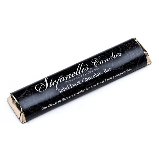 stefanelli's dark chocolate bar