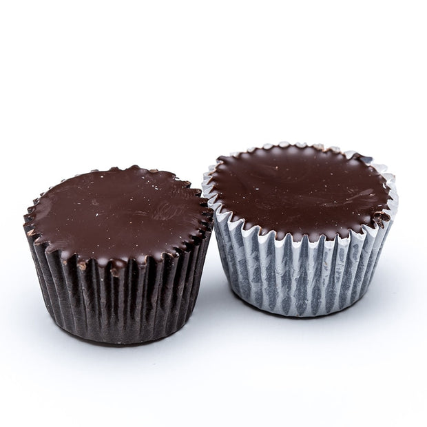 stefanelli's dark chocolate nut cups