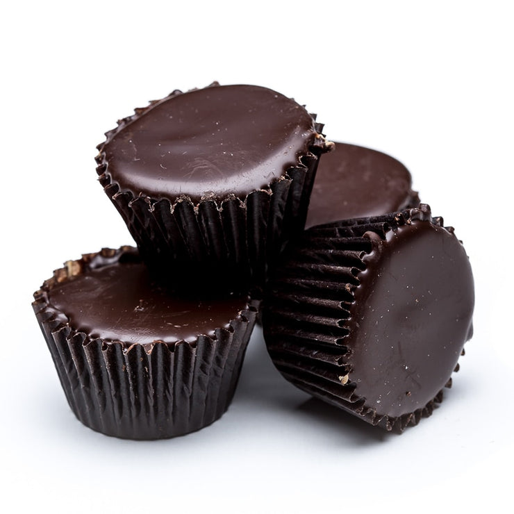 stefanelli's dark chocolate peanut butter cups