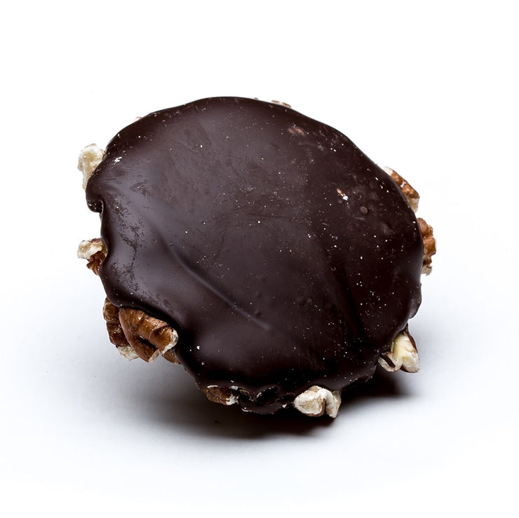 stefanelli's dark chocolate pecan frogs