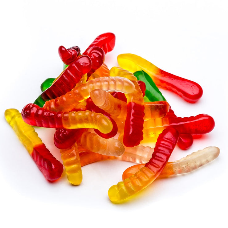 stefanelli's gummy worms