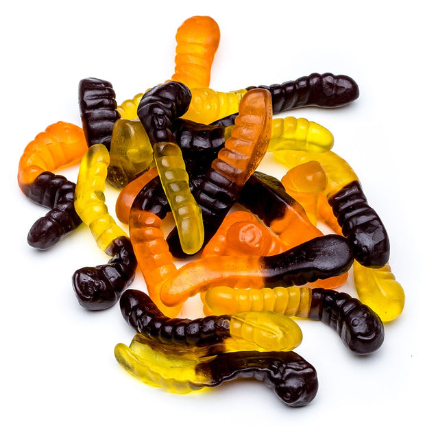 stefanelli's halloween gummy worms