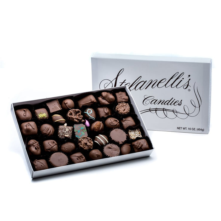 stefanelli's milk chocolate assortment