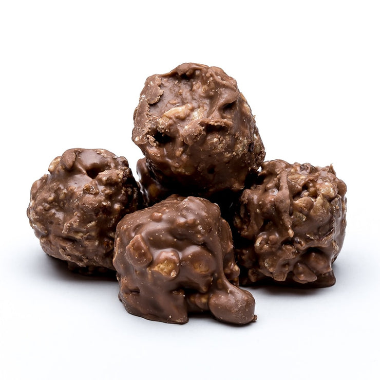 stefanelli's milk chocolate clusters
