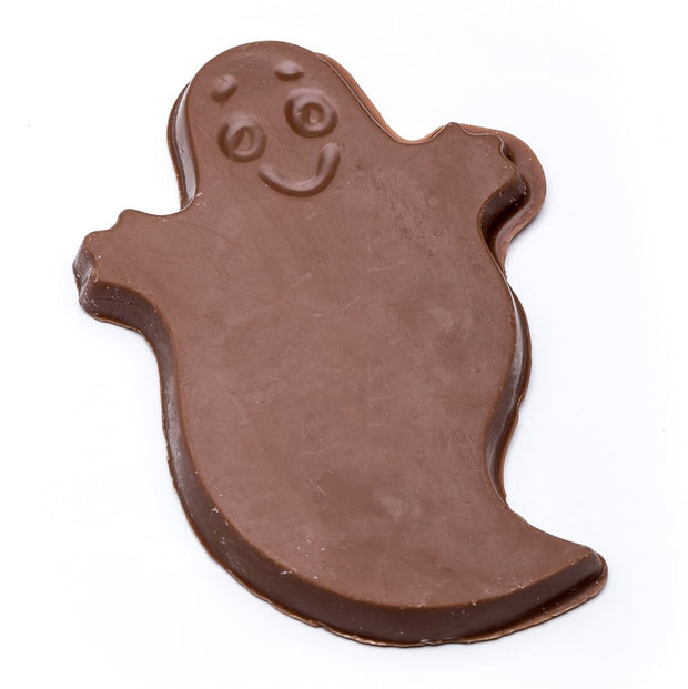 Milk Chocolate Ghost Cutouts