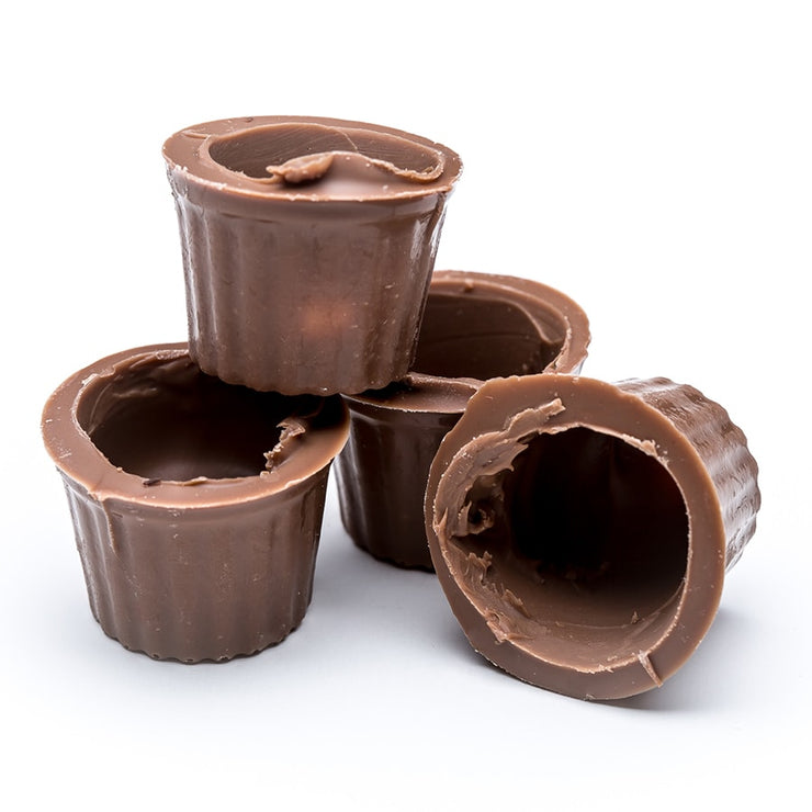 stefanelli's milk chocolate liquor cups