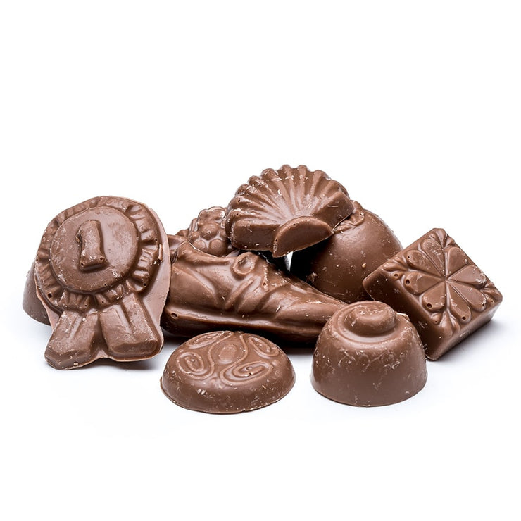 stefanelli's milk chocolate miniatures