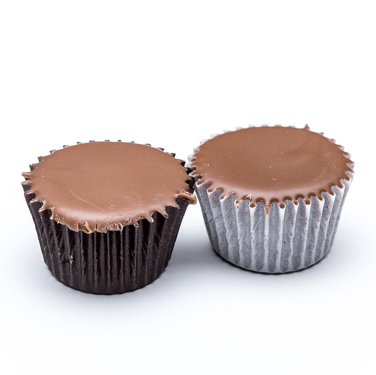 stefanelli's milk chocolate nut cups