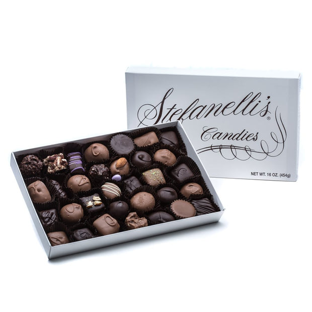 stefanelli's build a box chocolate variety