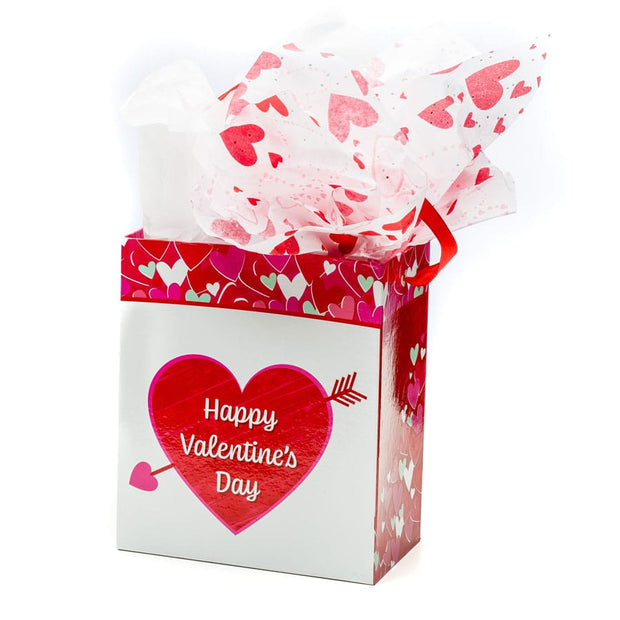 Valentine's Day Sponge Candy Gift Bag
