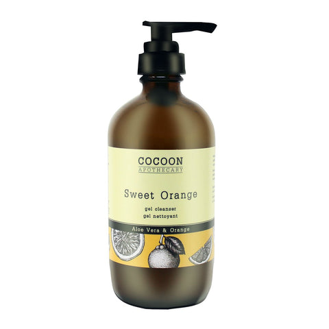 COCOON SWEET ORANGE GEL CLEANSER