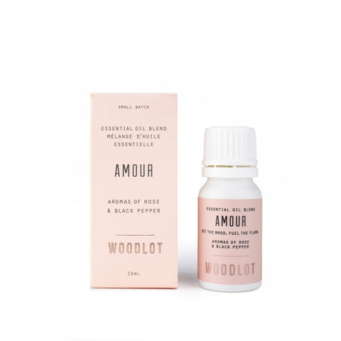 WOODLOT ESSENTIAL OIL AMOUR