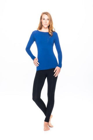 BELINDA BALLET LONG SLEEVE