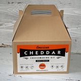 CHEDDAR CHEESE MAKING KIT