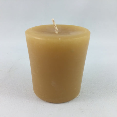 JOAN'S BEESWAX CANDLES VOTIVE