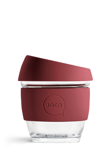 8 oz. JOCO GLASS TRAVEL MUG
