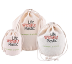 ORGANIC COTTON BULK BAG - MEDIUM