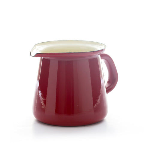 ENAMEL SMALL MILK JUG