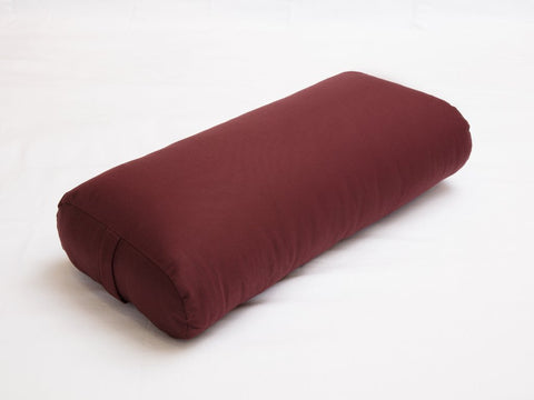 ORGANIC COTTON RECTANGULAR BOLSTER