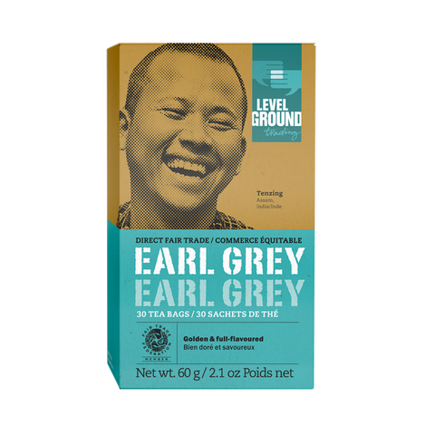 EARL GREY DIRECT TRADE TEA