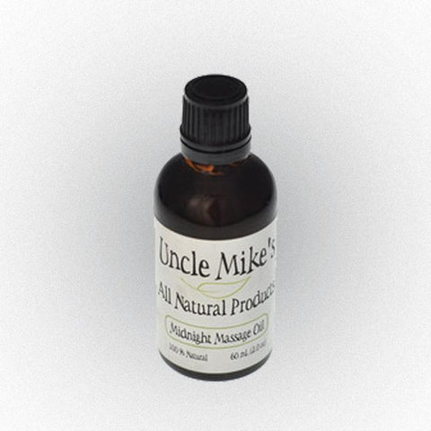 UNCLE MIKE'S MIDNIGHT MASSAGE OIL