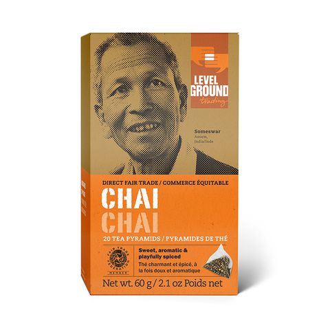 CHAI DIRECT TRADE TEA