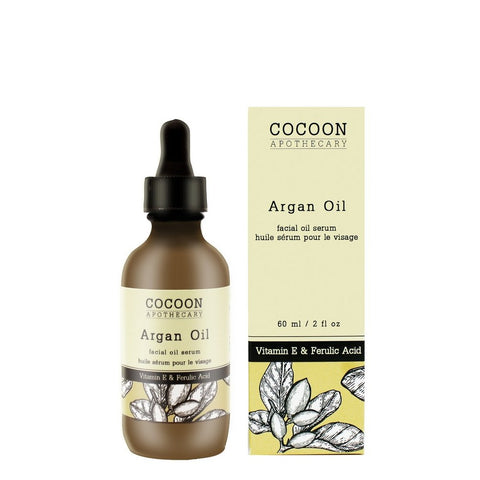 COCOOON ARGAN OIL FACIAL SERUM