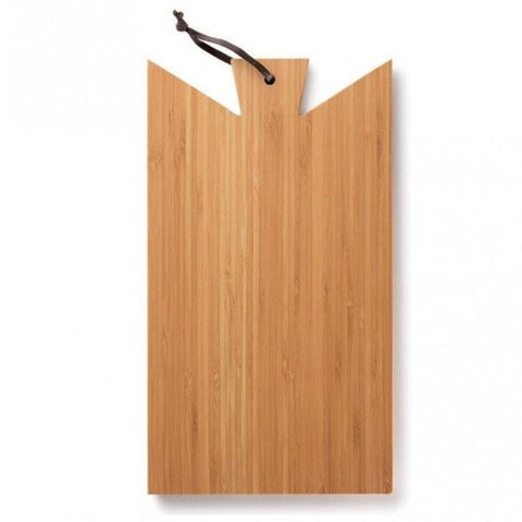 BAMBOO DESIGN CUTTING BOARD VINTAGE